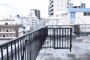RF 屋上スペース 新宿 レンタルスペース