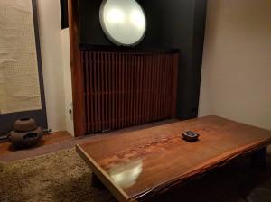座敷スペース
